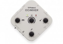 Go Mixer (Audio in Smart Phone)