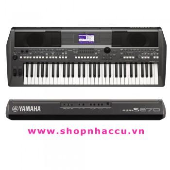 Yamha Psr S670